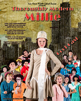 IHS: Thoroughly Modern Millie show posters